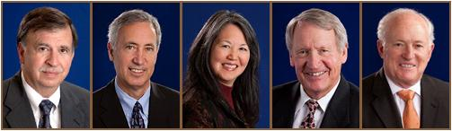 Berliner Cohen | Five 2012 Super Lawyers Included in 2012